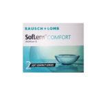 BAUSCH-LOMB SOFLENS COMFORT 2 PACK μηνιαίοι Μυωπίας