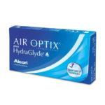 AIR OPTIX® PLUS HYDRAGLYDE® 6pack μηνιαίοι Μυωπίας-Υπερμετρωπίας