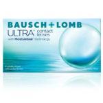 BAUSCH-LOMB ULTRA 3 PACK μηνιαίοι Μυωπίας