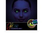 Αποκριάτικοι Ημερήσιοι Φακοί Επαφής Crazy Lens ColourVUE® Glow Green