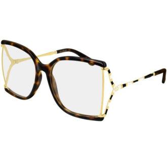 Αποκτήστε τώρα τα γυαλιά οράσεως GUCCI GG 0592O 002