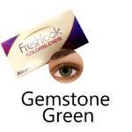 FRESHLOOK COLORBLENDS Gemstone Green ΕΓΧΡΩΜΟΙ ΜΗΝΙΑΙΟΙ ΦΑΚΟΙ ΕΠΑΦΗΣ (2 ΦΑΚΟΙ)