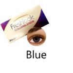 FRESHLOOK COLORBLENDS Blue ΕΓΧΡΩΜΟΙ ΜΗΝΙΑΙΟΙ ΦΑΚΟΙ ΕΠΑΦΗΣ (2 ΦΑΚΟΙ)