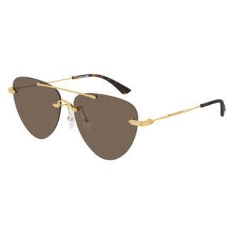 Αποκτήστε τώρα τα γυαλιά ηλίου McQ MQ 0225SA 002 από τη νέα συλλογή 2020