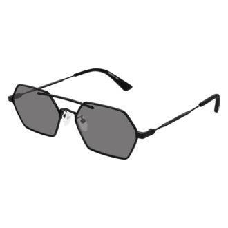 Αποκτήστε τώρα τα γυαλιά ηλίου McQ MQ 0227SA 001 από τη νέα συλλογή 2020