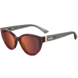 Αποκτήστε τώρα τα γυαλιά ηλίου MOSCHINO MOS 065/S 3VJUW από τη νέα συλλογή 2020. Επιλέξτε το δικό σας MOSCHINO MOS 065S 3VJUW, δωρεάν αποστολή!