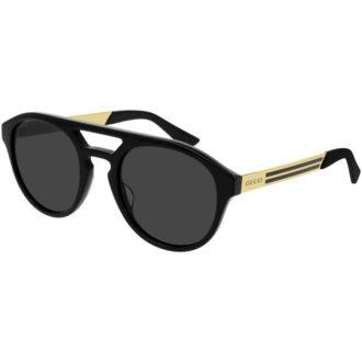 Αποκτήστε τώρα τα γυαλιά ηλίου GUCCI GG 0689S 001 από τη νέα συλλογή 2020. Επιλέξτε το δικό σας GUCCI GG 0689S 001, δωρεάν αποστολή!