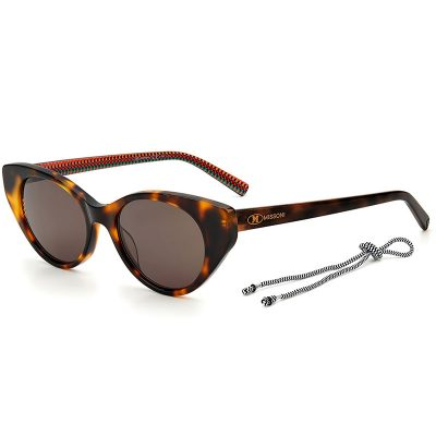 Αποκτήστε τώρα τα γυαλιά ηλίου M MISSONI MMI 0004/S 08670 από τη νέα συλλογή 2020. Επιλέξτε το δικό σας M MISSONI MMI 0004/S 08670 δωρεάν αποστολή!